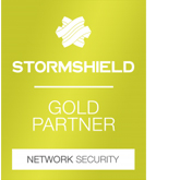 Certification gold partner stormshield network
