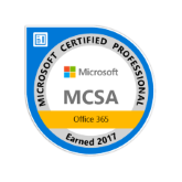MCSA Office 365