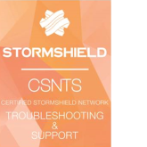 Stormshield Network Troubleshooting & Support